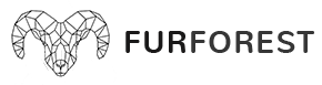 Fur Forest Mobile Logo