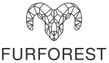 Fur Forest Logo Footer